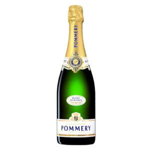 Champagne Apanage Blanc de Blancs Pommery (Francia).